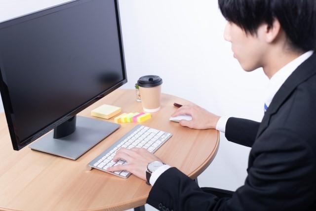 パソコンのディスプレイ